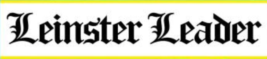 leinster leader logo